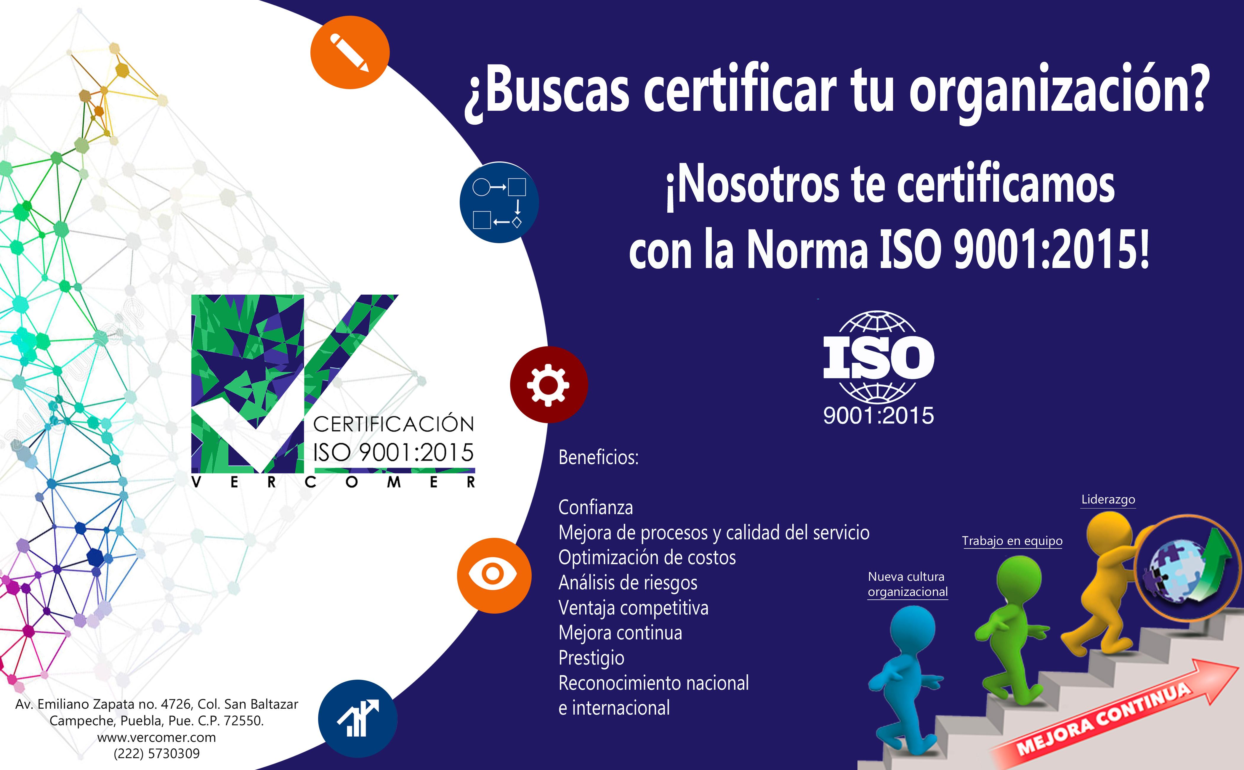 FOLLETO ISO 9001